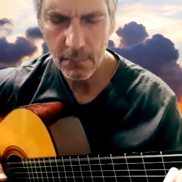Onofrio All Over Again Guitar